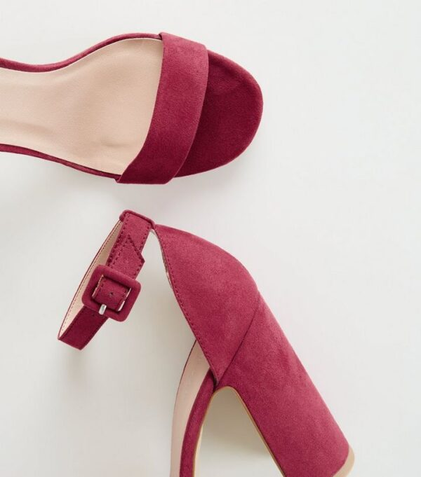 deep-pink-suedette-2-part-block-heels (1)