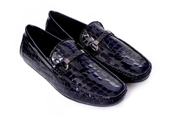Buy Baku Black Color Shoes In Pakistan 4
