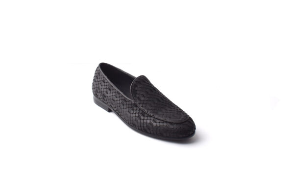 Buy Baku Leather Black Color Shoes Pakistan 3