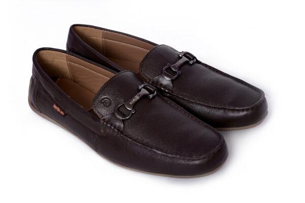 Buy Best Frankfort Brown Color Shoes In Pakistan 3