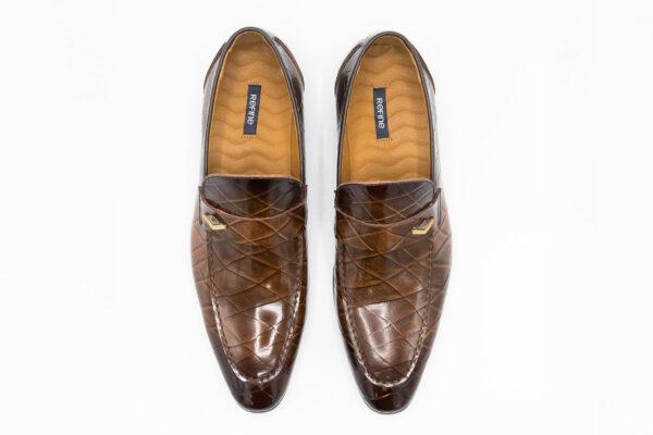 Buy Best Quality Tokyo Brown Color Shoes Pakistan 2