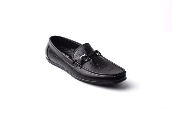 Buy Best Texas Black Color Shoes Pakistan 4