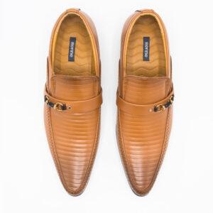 Buy Best Tokyo Brown Color Shoes In Pakistan2