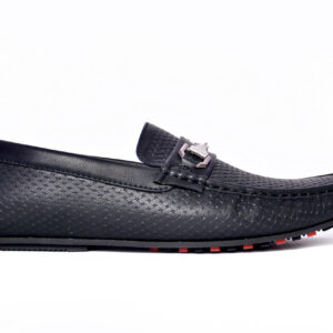 Buy Fill Pattern Methew Black Color Shoes In Pakistan 1