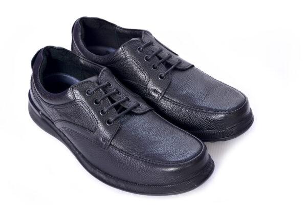 Buy RS Black Color Men Casual Shoes In Pakistan 4