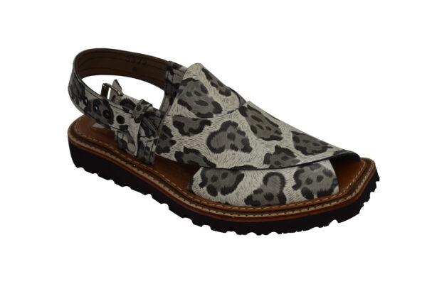 Buy Raftar Beige Color Sandal