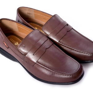 Buy Roger Brown Color Men Casual Shoes In Pakistan 4