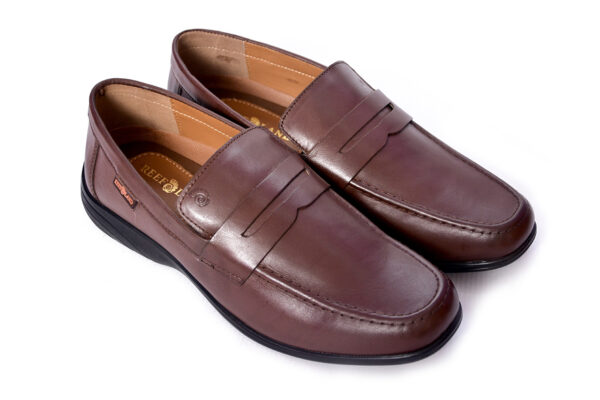 Buy Roger Brown Color Men Casual Shoes In Pakistan 4