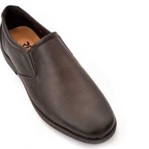 Buy Sweden Dark Brown Color Shoes 3