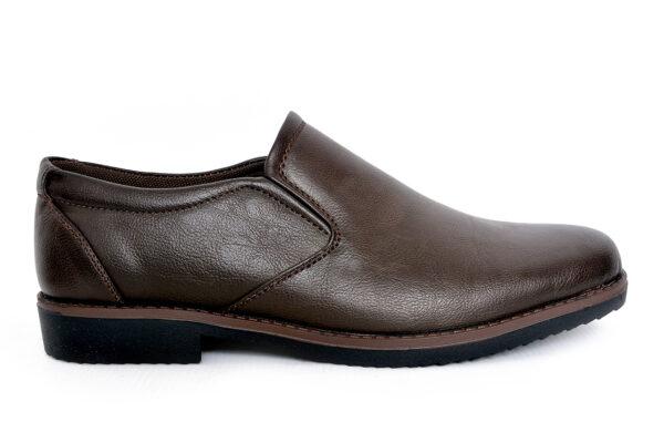 Buy Sweden Dark Brown Color Shoes