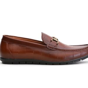 Buy Texas Synthetic Leather Painted Shoes 1