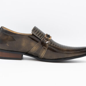 Buy Tokyo Espresso Color Formal Shoes Pakistan 1