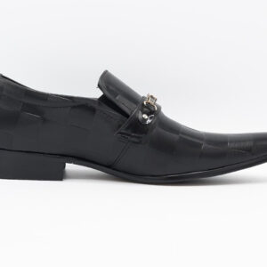 Buy Tokyo Synthetic Leather Black Color Shoes In Pakistan 1