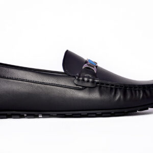 METHEW Black Color Casual Shoes In Pakistan 1
