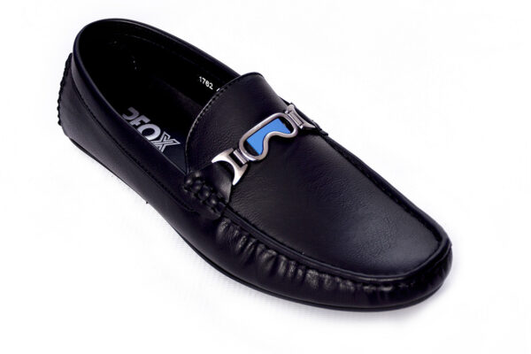 METHEW Black Color Casual Shoes In Pakistan 2