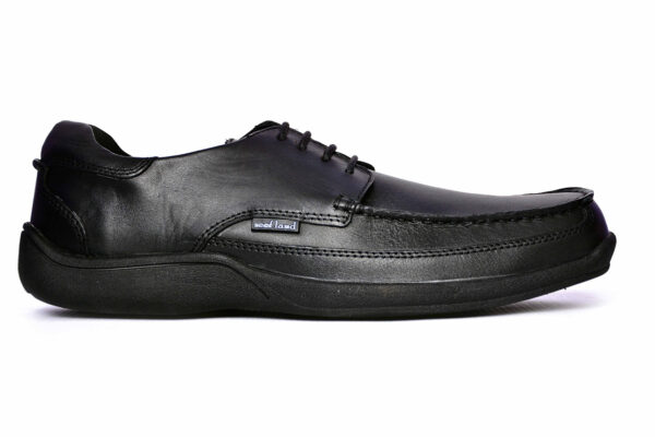 RLN Black Color Men Casual Shoes In Pakistan 1