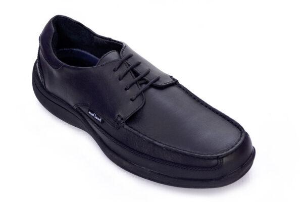 RLN Black Color Men Casual Shoes In Pakistan 2