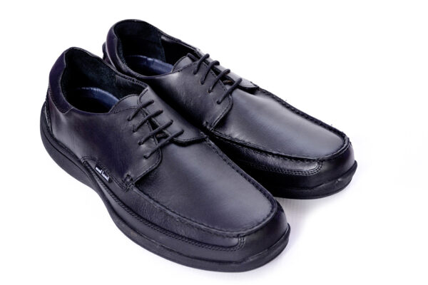 RLN Black Color Men Casual Shoes In Pakistan 4