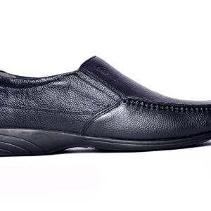 ROGER Black Color Men Casual Shoes In Pakistan 1