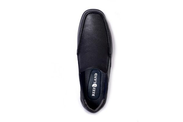 ROGER Black Color Men Casual Shoes In Pakistan 4