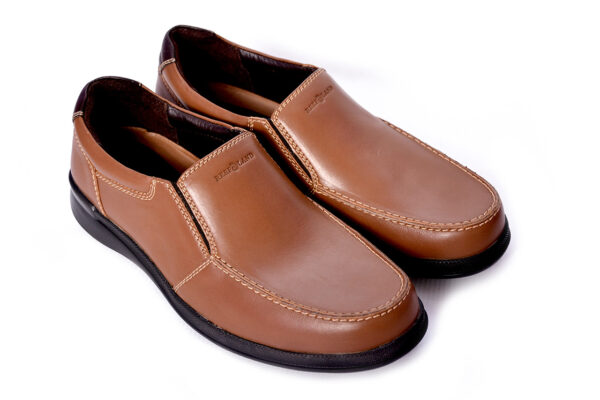 RS Mustard Color Men Casual Shoes In Pakistan 4