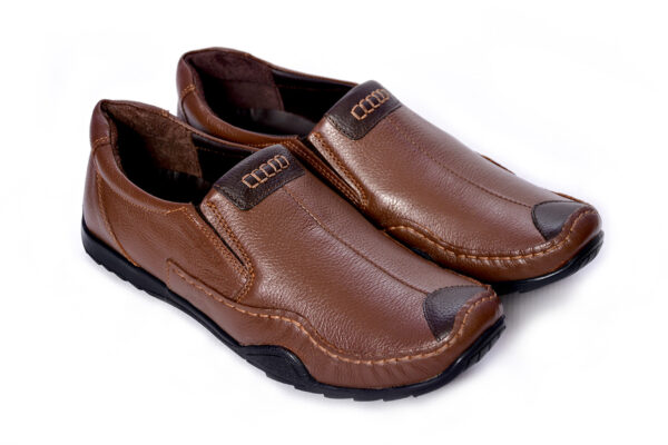 RX BRWON SHOES IN PAKISTAN 3