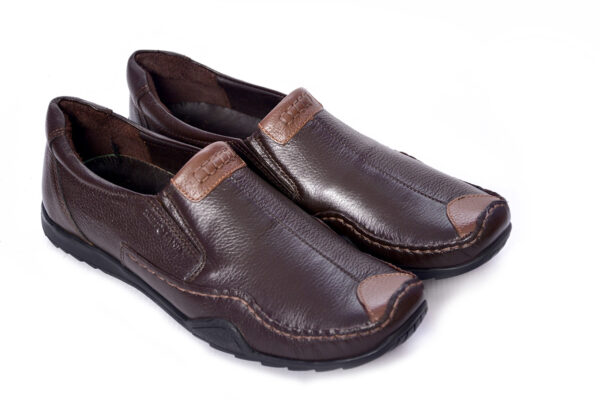RX brown color shoes in pakistan 2