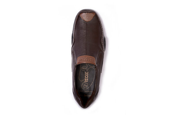 RX brown color shoes in pakistan 4