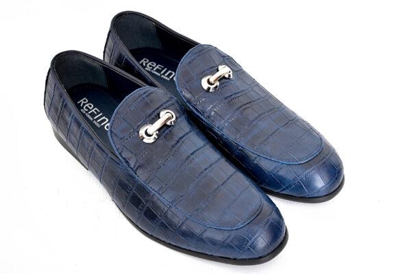 Sultan Navy Color Shoes 2