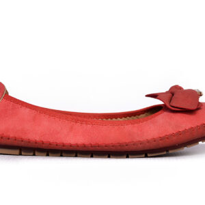 Aleeza Wc008 Red Color Beautiful Shoes 1
