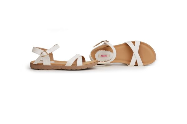 Angela Wc25 White Color Shoes 3