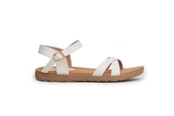 Angela Wc25 White Color Shoes 4