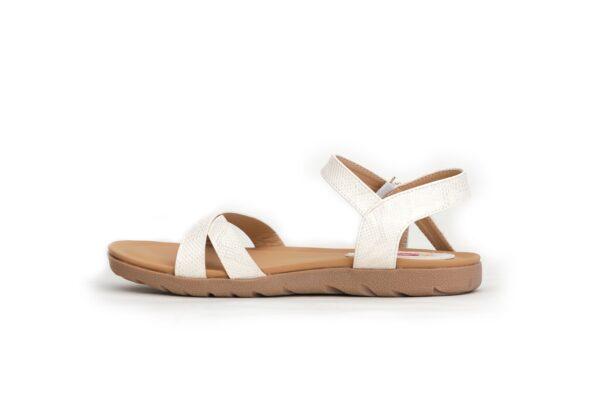 Angela Wc25 White Color Shoes 1