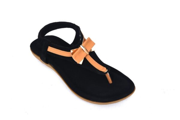 Beautiful Angela Ls009 Black Color Shoes 2