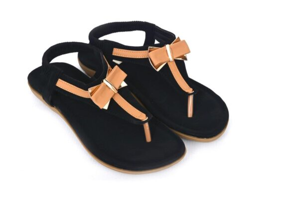 Beautiful Angela Ls009 Black Color Shoes 3