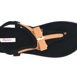 Beautiful Angela Ls009 Black Color Shoes 5
