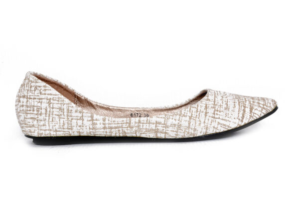 Beautiful Platinum Wc003 White Color Shoes 1