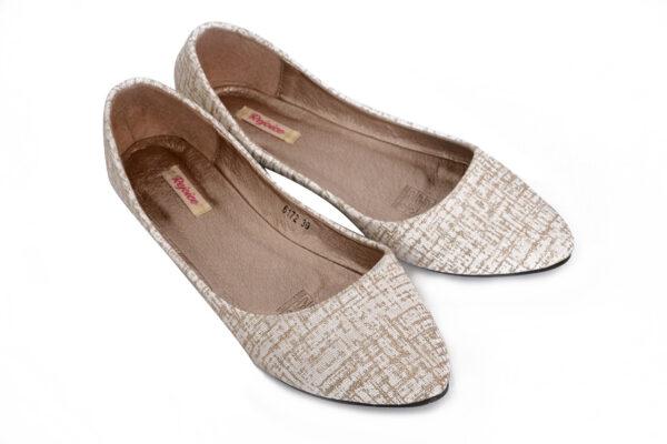 Beautiful Platinum Wc003 White Color Shoes 3