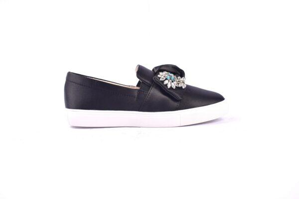 Beautiful Sofia Wc23 Black Color Shoes 3