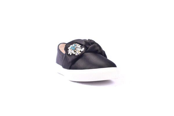 Beautiful Sofia Wc23 Black Color Shoes 4