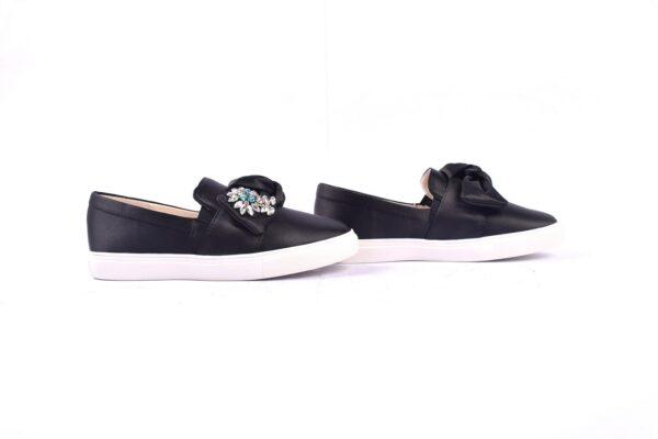 Beautiful Sofia Wc23 Black Color Shoes1