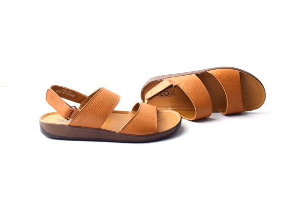 Brown Color Jimmy Sandal Shoes 2