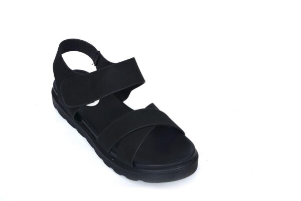 Buy Aleeza Ls010 Black Color Shoes 2