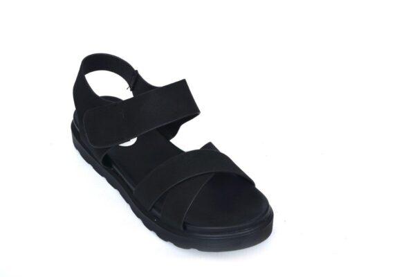 Buy Aleeza Ls010 Black Color Shoes 2