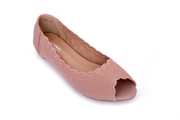 Buy Aleeza Wc10 Pink Color Shoes 2