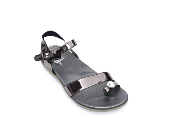 Buy Beautiful Angela Ls005 Grey Color Shoes 2