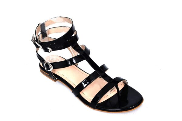 Buy Beautiful Season Ls004 Black Color Shoes 3