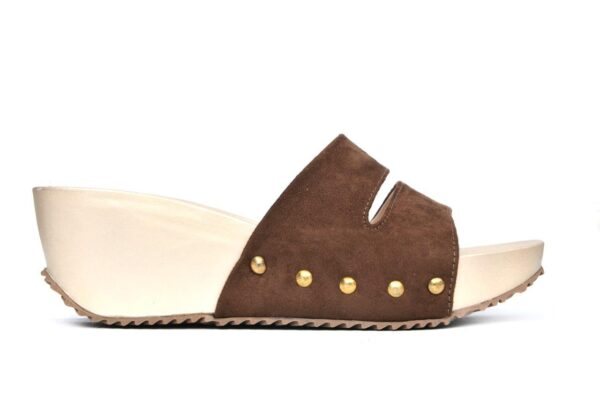 Buy Beautiful Season Sw012 Brown Color Shoes