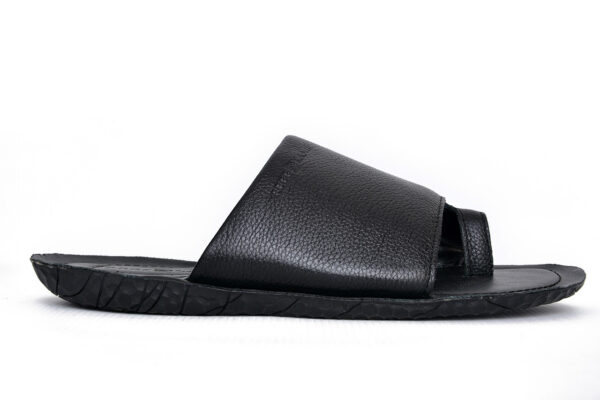 Buy Black Color Razmak Slipper Shoes 11