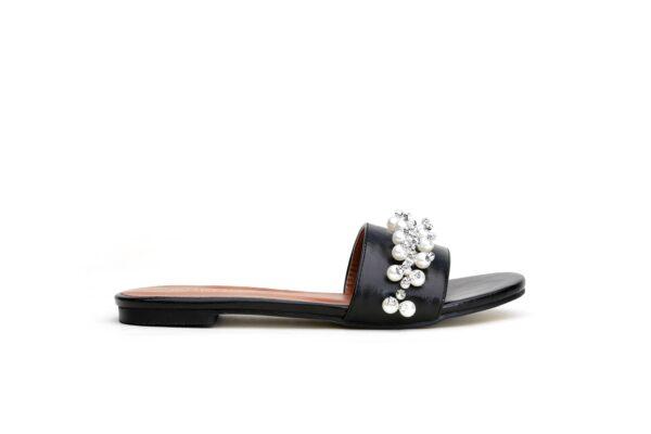 Sage Wc26 Black Color Shoes 2